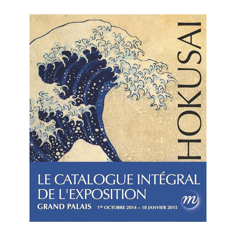 Catalogue d 39 exposition hokusai grand palais paris - Exposition grand palais paris ...