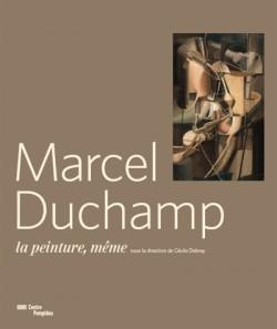 Catalogue d'exposition Marcel Duchamp - Centre Pompidou