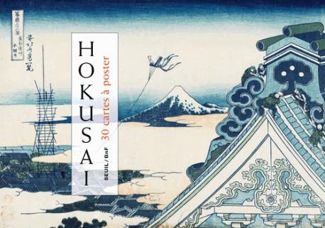 Hokusai - 30 cartes à poster