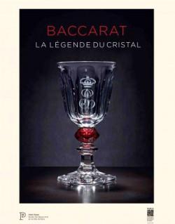 Catalogue d'exposition Baccarat, la légende du cristal