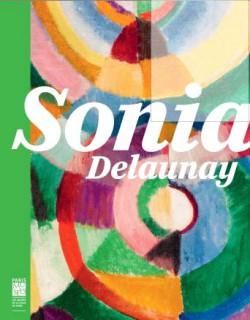 Catalogue d'exposition Sonia Delaunay - MAM de Paris