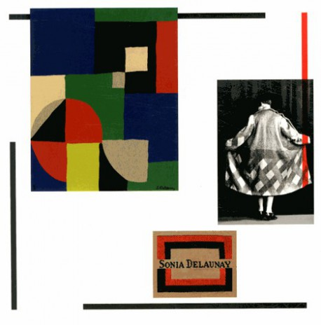 Sonia Delaunay - Sa mode, ses tableaux, ses tissus