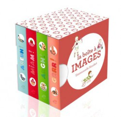 Livre pour enfants - La boîte à images