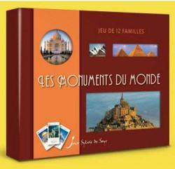 Jeu de 7 familles - Les Monuments du monde
