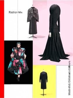Catalogue d'exposition Fashion Mix - Mode d'ici, Créateurs d'ailleurs
