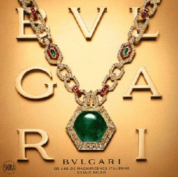 Catalogue d'exposition Bulgari, 125 ans de magnificiense italienne, Grand Palais
