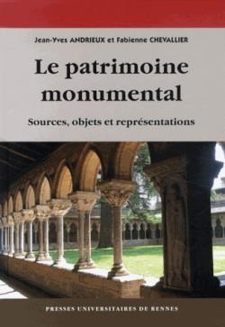 Le patrimoine monumental - Sources, objets et représentations