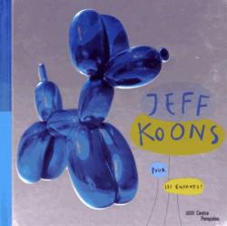 Jeff Koons pour les enfants