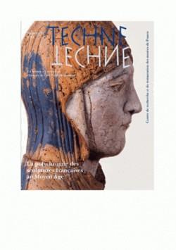 Techne n°39 - La polychromie des sculptures françaises au Moyen Age