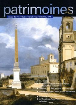 Revue Patrimoines n°7 - 2011