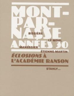 Montparnasse Années 30 - Académie Ranson