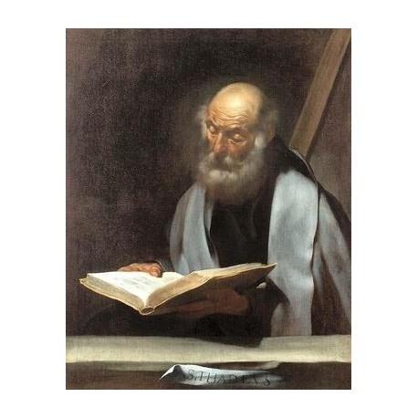 Ribera à Rome, autour du premier Apostolado