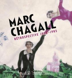 Marc Chagall - Rétrospective, Musées royaux des Beaux-Arts, Bruxelles