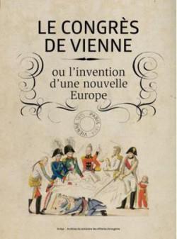 Catalogue d'exposition Le Congrès de Vienne - Musée Carnavalet, Paris