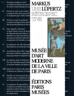 Markus Lupertz, une rétrospective - Musée d'Art Moderne de la Ville de Paris