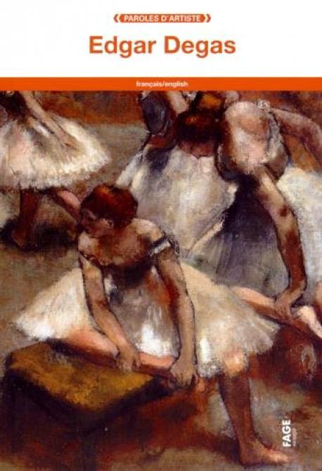 Edgar Degas - Monographie