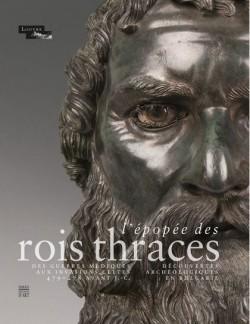 Catalogue d'exposition L'épopée des rois thraces - Musée du Louvre