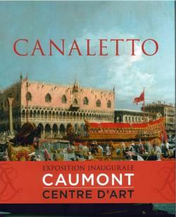 Catalogue d'exposition Canaletto, le triomphe de la lumière