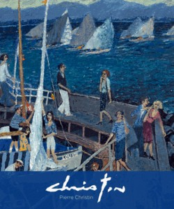 Catalogue d'exposition Pierre Christin