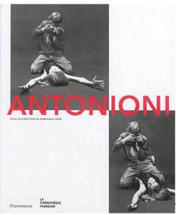 Catalogue d'exposition Antonioni - Cinémathèque française