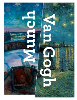 Catalogue d'exposition Munch - Van Gogh