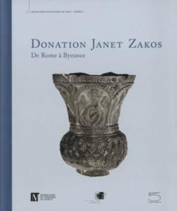 Donation Janet Zakos - De Rome à Byzance