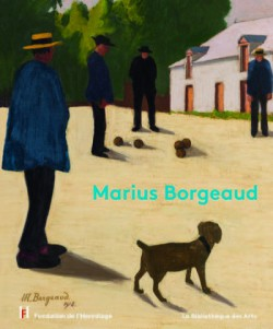 Catalogue d'exposition Marius Borgeaud - Fondation de l'Hermitage