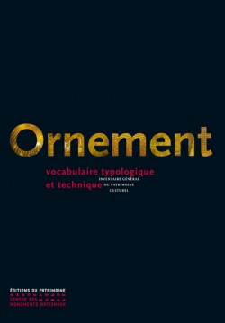 Ornement - Vocabulaire typologique et technique