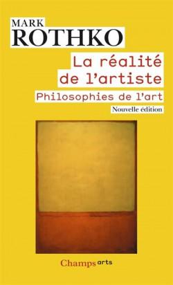 Mark Rothko, l réalité de l'artiste - Philosophies de l'art