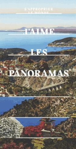 Catalogue d'exposition J'aime les panoramas - MuCEM