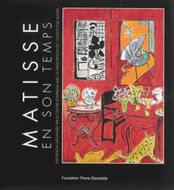 Catalogue d'exposition Matisse en son temps