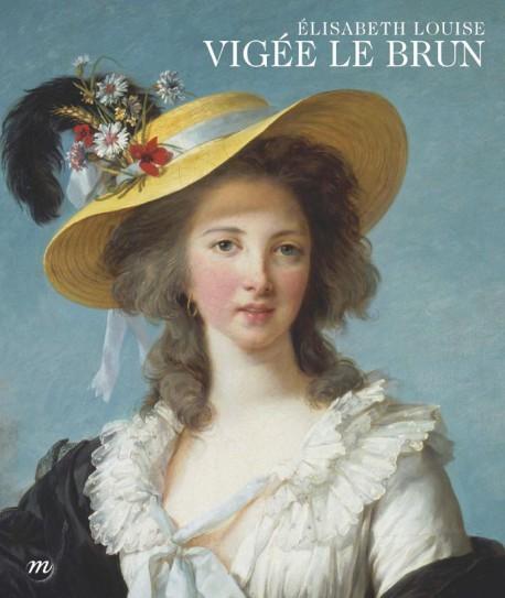 Catalogue d'exposition Elisabeth Vigée Le Brun
