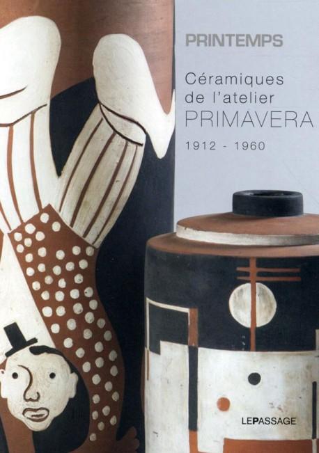 Catalogue d'exposition Céramiques de l'atelier d'art primavera