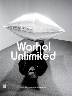 Catalogue d'exposition Warhol Unlimited