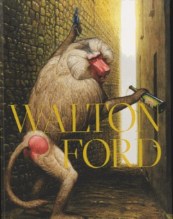 Catalogue d'exposition Walton Ford
