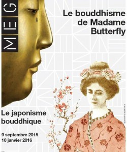 Catalogue d'exposition Le bouddhisme de madame Butterfly
