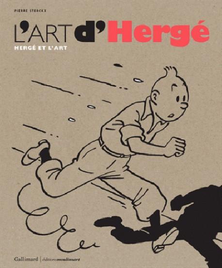 L'art d'Hergé. Hergé et l'art