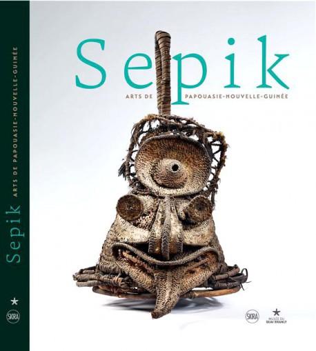 Catalogue d'exposition Sepik, arts de Papouasie Nouvelle-Guinée