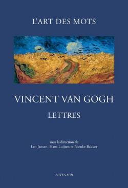 Vincent Van Gogh, Lettres