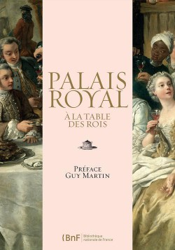 Palais royal, à la table des rois