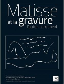 Catalogue d'exposition Matisse et la gravure