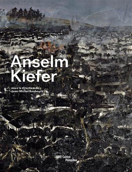 Catalogue d'exposition Anselm Kiefer, Centre Pompidou