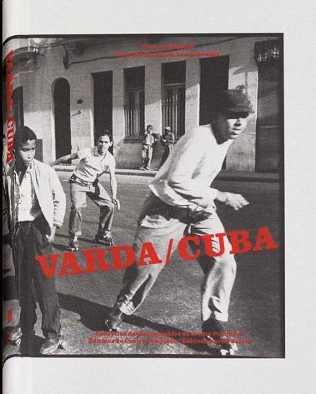 Catalogue d'exposition Agnès Varda, Cuba