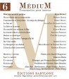 Revue Médium N°6 - janvier-février-mars 2006
