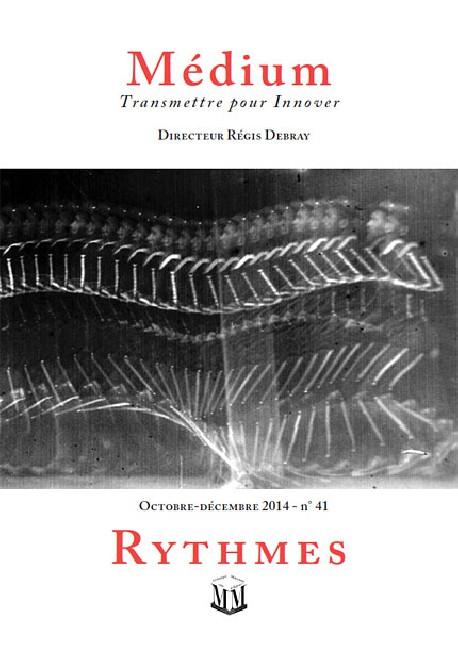 Revue Médium N°41 : Rythmes - octobre - décembre 2014