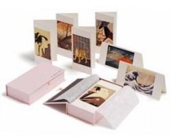 Cartes de voeux Ukiyo-e