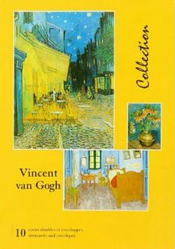 Vincent Van Gogh, Cartes doubles avec enveloppes