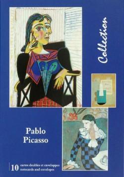 Pablo Picasso, Cartes doubles avec enveloppes