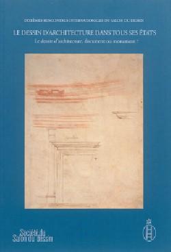 Société du salon du dessin - Le dessin d'architecture dans tous ses états