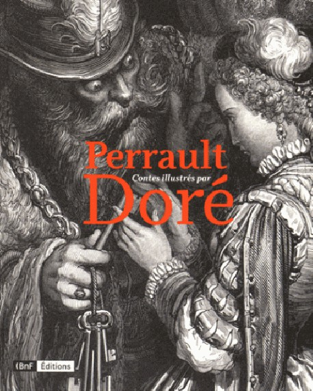 Contes illustrés Charles Perrault & Gustave Doré